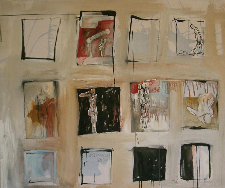 Brems bildkunst malerei - Fenster abdichten acryl ...